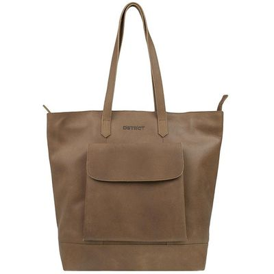 DSTRCT Riverside Shopper Cognac