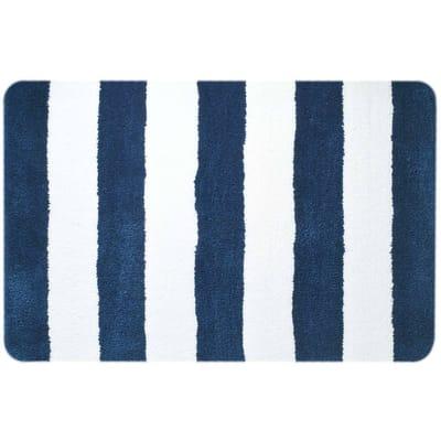 Sealskin Linje Badmat Blauw