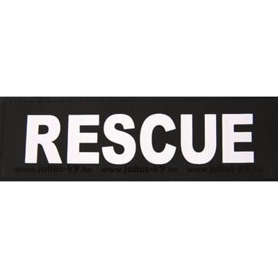 Julius Labels voor Rescue Small