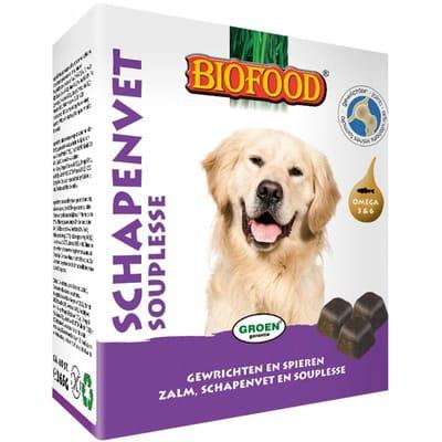 Biofood Schapenvet 40 stuks
