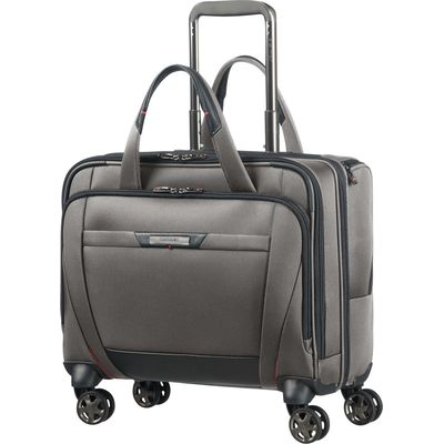 Samsonite 5 Spinner Tote inch Magnetic Grey koffer