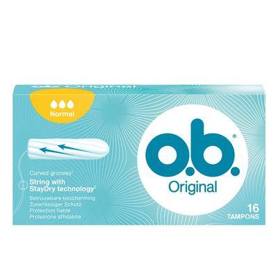 OB Tampons Original Normal