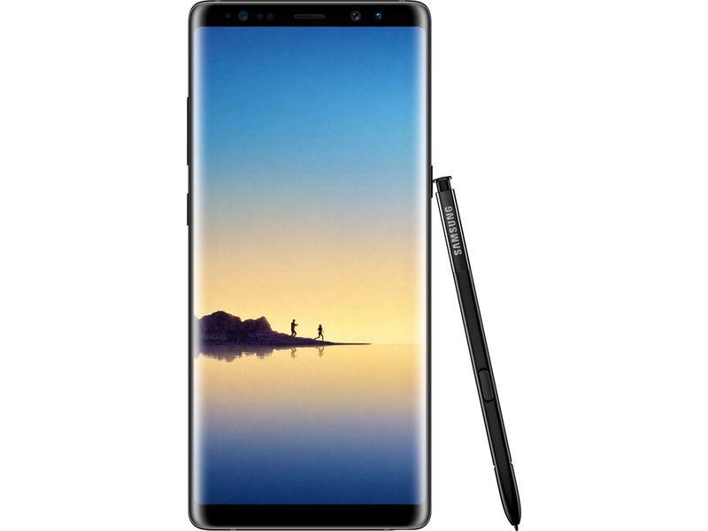 Samsung Galaxy Zwart Note 8 64 GB