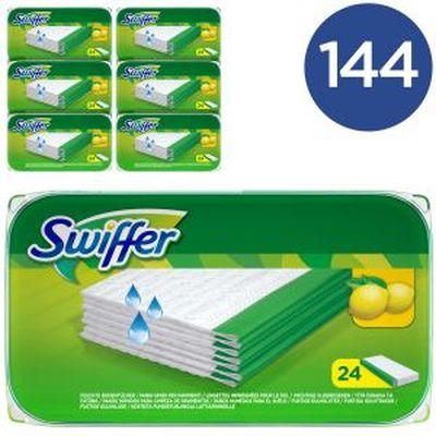 Swiffer Nat 144 Stuks 6 x 24