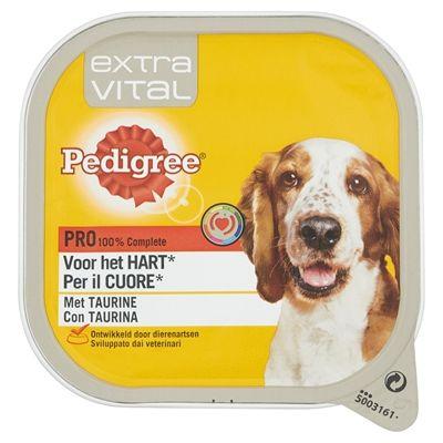 Pedigree Alu Extra Vital Hart 300 gr