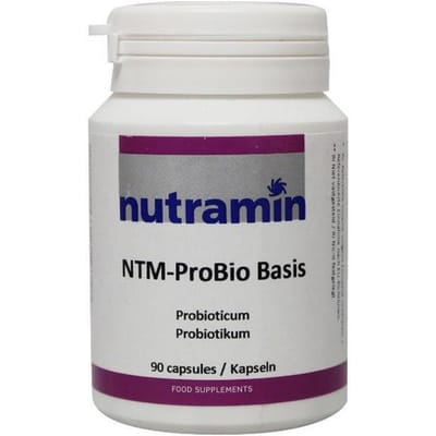Nutramin Probio Basis Capsules
