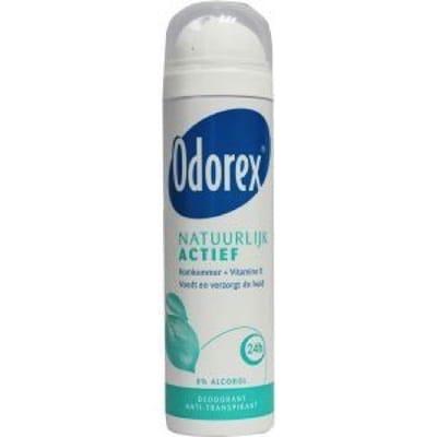 Odorex Deospray - Natuurlijk Actief 150 ml