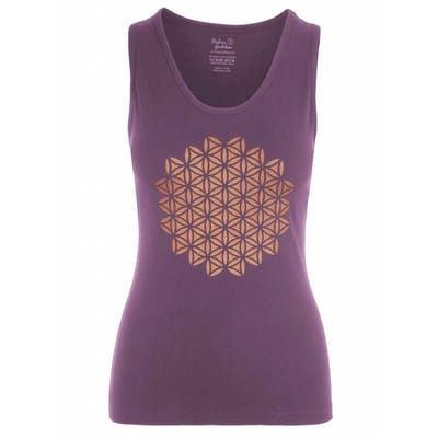 Urban Goddess Mandala Yoga Top