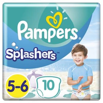 Pampers Splashers Maat Luiers 5