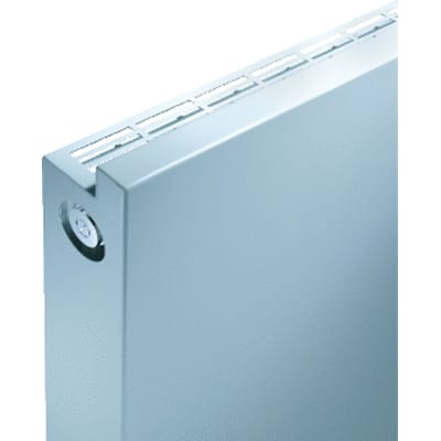 VASCO NIVA NH1L1 design radiator Wit