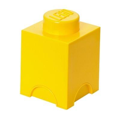 LEGO opbergbox brick 1