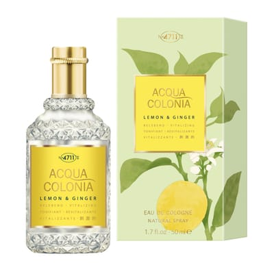 4711 Acqua Lemon Ginger 50 ml