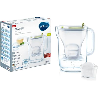 BRITA Style Cool Lime Fill Enjoy