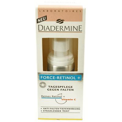 Diadermine Force Retinol Gezichtsmasker
