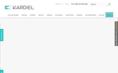 Kardiel.com website