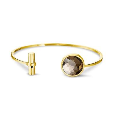 Mi Moneda Cambio Dolce Champagne Armband 19 cm