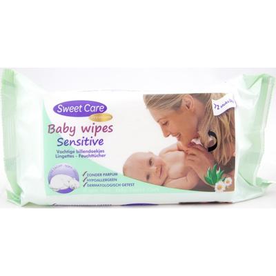 Babydoekjes sensitive