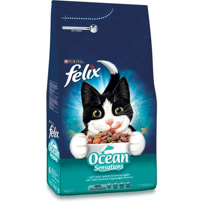 Felix Seaside Sensations Zalm - Koolvis 4 kg