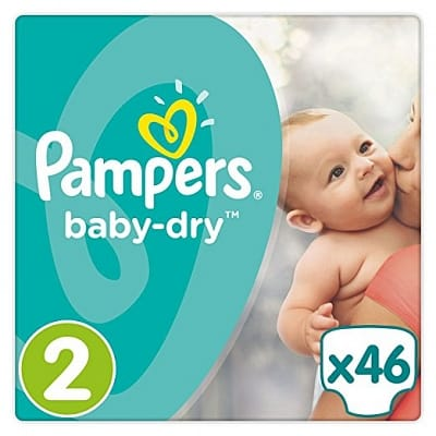 Pampers Baby Dry Mini Maat 2 46
