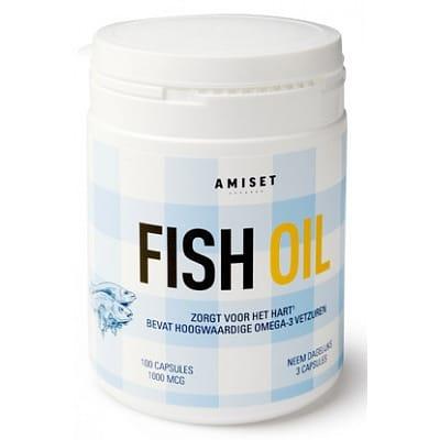 Amiset fish oil
