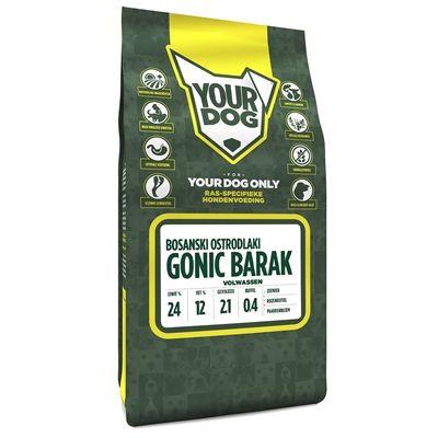 Yourdog bosanski ostrodlaki gonic barak volwassen