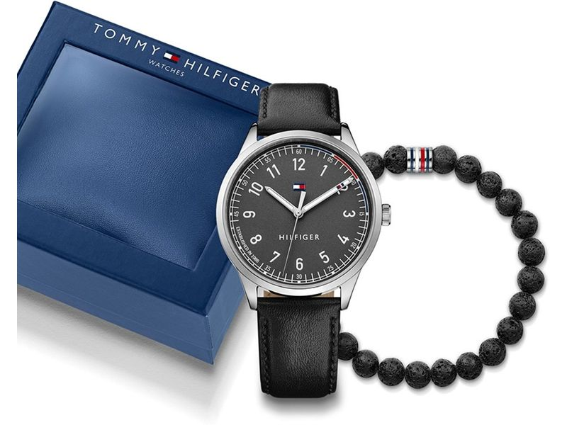 Tommy Hilfiger TH2770019 horloge heren zwart