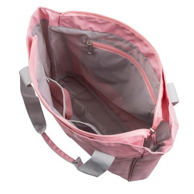 SUITSUIT Caretta Evergreen Shopping Bag pink lady