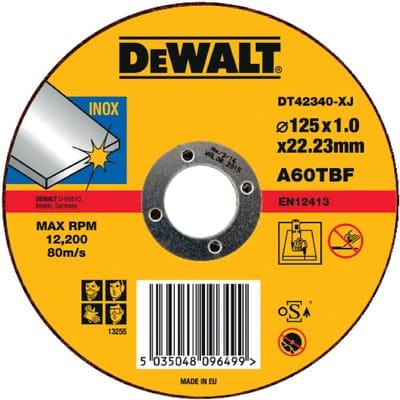 DeWALT DT42340TZ in 125 x