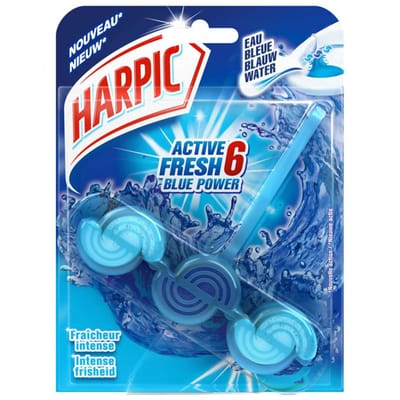 Harpic Toiletblok Active Fresh Blauw Water