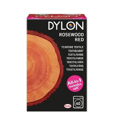 Dylon Textielverf Machine - Rosewood Red 350g