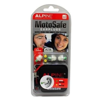 Alpine Motosafe Oordopjes