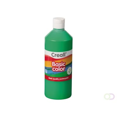 Plakkaatverf - Groen - 500 ml