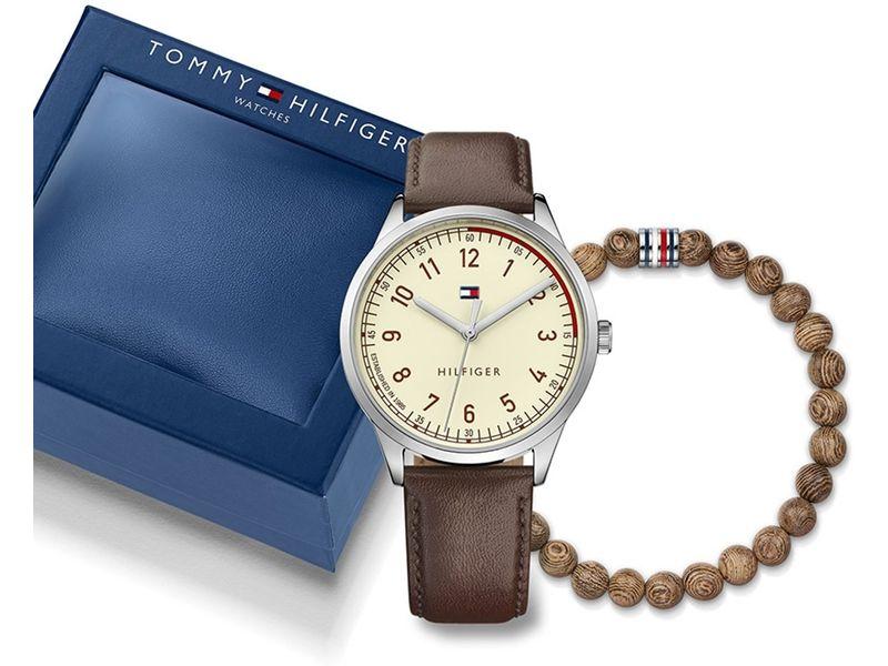 Tommy Hilfiger TH2770020 horloge heren bruin