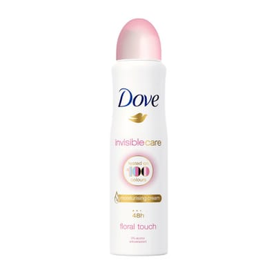Dove Deo Spray Invisible Care