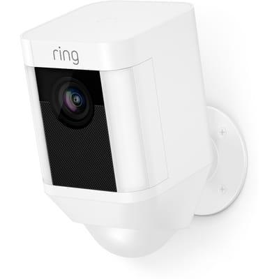 Ring Spotlight Cam Wit