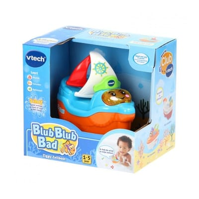 VTech Blub Bad Ziggy Zeilboot