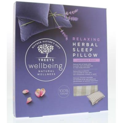 Herbal sleep pillow relaxing
