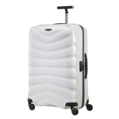 Samsonite Firelite Spinner 75 Diamond White