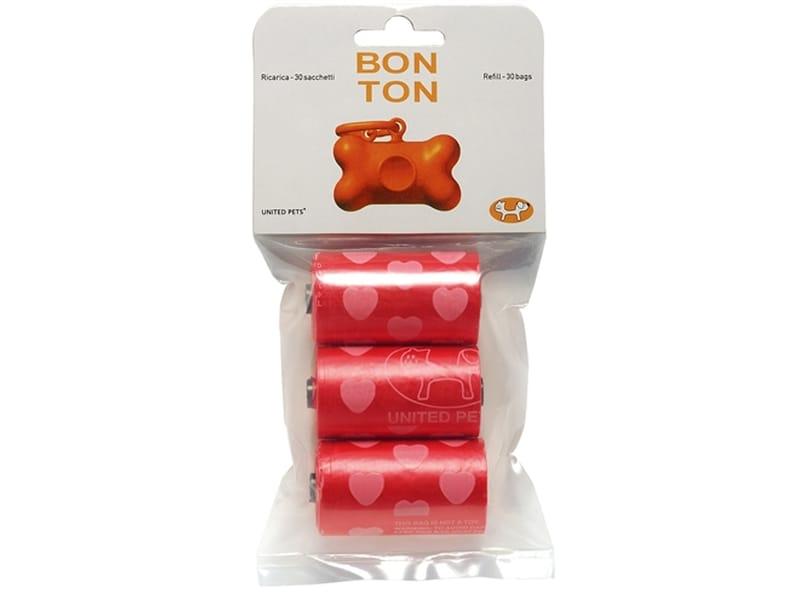 Bon ton poepzak refill rood