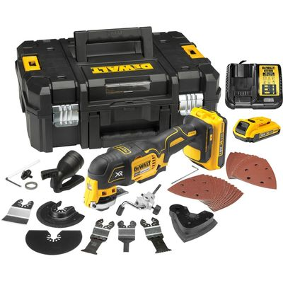 DeWALT DCS355D2 Multitool 18V in 35