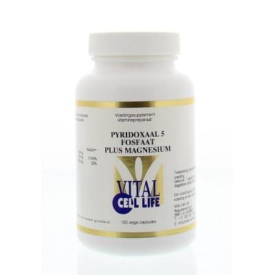 Pyridoxal 5 fosfaat magnesium