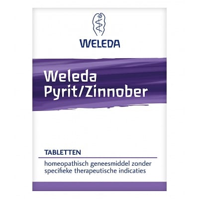 Pyriet zinnober tabletten