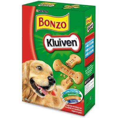 Bonzo snack kluiven