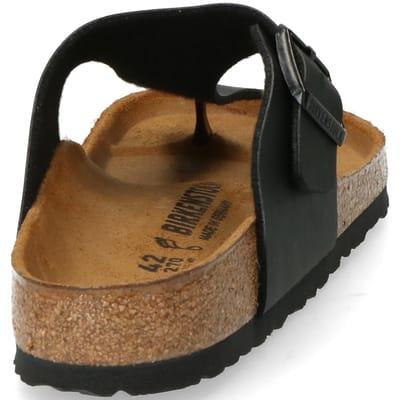 Birkenstock Ramses Normaal Heren Slippers Black