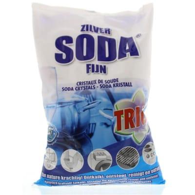 Tricel Zilver Soda Fijn