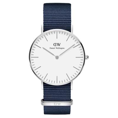 Daniel Wellington Classic Bayswater DW00100280 Horloge 36 mm