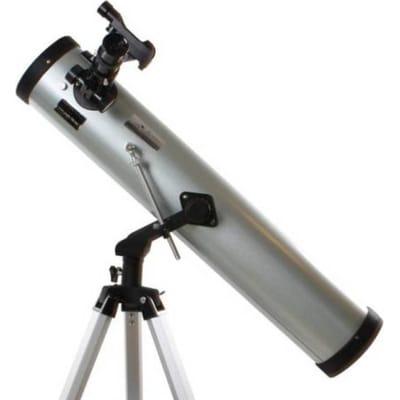Byomic Spiegeltelescoop in Koffer