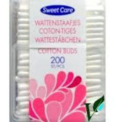 Sweetcare Wattenstaafjes