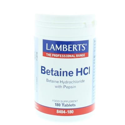 Betaine Hcl peps