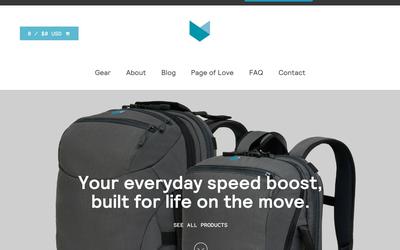 Minaal website